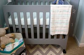 Annabelle Mini Crib by Bedroom Nice Gray Babyletto Grayson Mini Crib With Wheel And Cozy