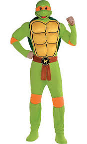 Halloween Costumes Ninja Turtles Teenage Mutant Ninja Turtles Costumes Kids U0026 Adults Tmnt