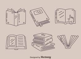 sketch book collection vector download free vector art stock