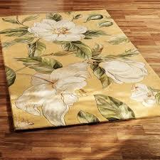 flower area rugs southern beauty magnolia area rugs