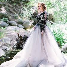 Gothic Wedding Dresses High Quality Gothic Wedding Dress Long Sleeve Buy Cheap Gothic