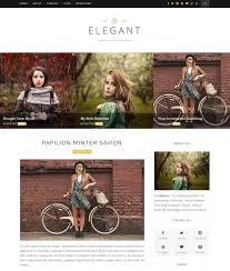 elegant clean responsive blogger template free downoad