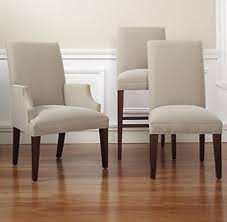 leather parsons dining room chairs parsons rolled back leather