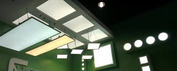 Fluorescent Ceiling Light Yesenergy