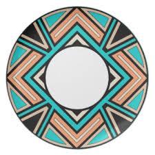 southwestern designs southwestern designs plates zazzle