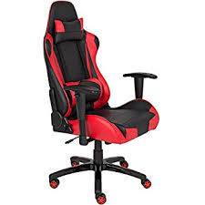 Gaming Desk Chair Best Choice Products Height And Backrest Adjustable