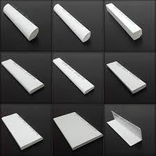 Laminate Floor Door Edging Strips Upvc Trim Diy Materials Ebay