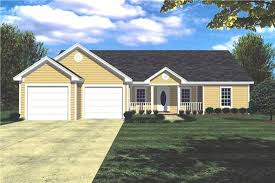 Rancher Style Homes by Picture Of Ranch Style House House Design Plans