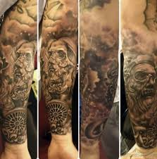 101 stylish men full sleeve tattoos