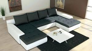 canape d angle blanc pas cher canape d angle noir et blanc canapac design dangle studio canape