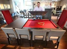This Is Sucha Cool Ideapool Table And Dining Table All In One Www - Pool dining room table