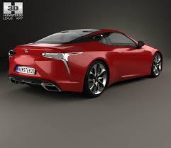 2017 lexus lc interior lexus lc 500 2017 3d model hum3d