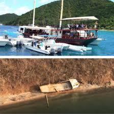 british virgin islands u2013 before and after hurricane irma 2017