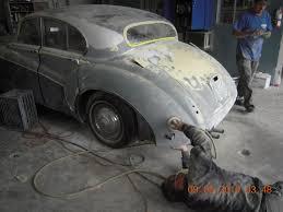auto body surface preparation for paint van nuys auto body shop
