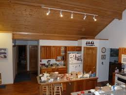 track lighting for vaulted ceilings kitchen track lighting 4 ideas kitchen design ideas blog track