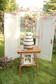 from arianna throw backyard wedding setup ideas a