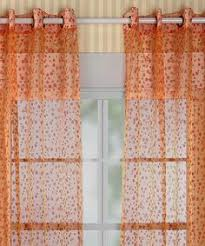 Orange Panel Curtains Window Refresh Curtains 40 U0026 Under Daily Deals For Moms