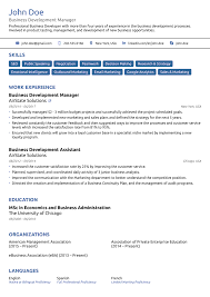 resume templats 2018 professional résumé templates as they should be 8