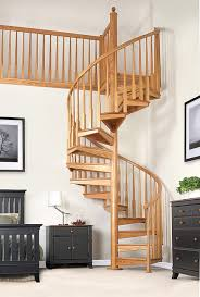 Wooden Spiral Stairs Design Wood Spiral Stair Thumb 1 Contemporary Staircase Other