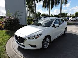 mazda mazda3 2017 used mazda mazda3 4 door touring automatic at royal palm