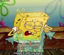 spongebob tear sweater 24 best spongebob images on ha ha images and