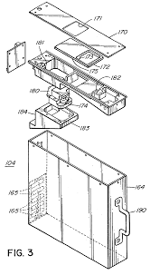 patent us6719121 coin collection cart for parking meters
