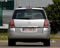 opel zafira 2005 używany opel zafira ii 2005 u2013 2014 wybór kierowców