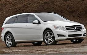 2011 mercedes wagon used 2011 mercedes r class wagon pricing for sale edmunds