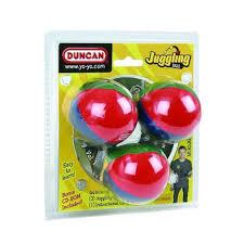 duncan juggling balls 3 pack toys
