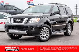 nissan altima coupe montreal used 2010 nissan pathfinder le 4x4 for sale in montreal 170646a