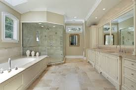Galley Bathroom Design Ideas Singularity Bathroom Remodel From This Photo Shows The Floor Tiles