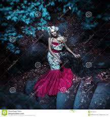 Mermaid Fairy Fairy Tale Fashion Mermaid Stock Photo Image 39108370
