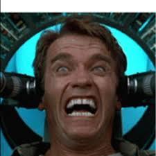 Blank Meme Generator - angry arnold blank template imgflip
