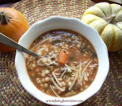 after thanksgiving turkey soup recipe