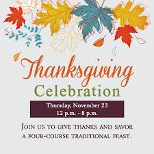 thanksgiving celebration silver fox prime steaks seafood and