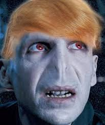 Lord Voldemort Halloween Costume Rowling Donald Trump Worse Voldemort Daily