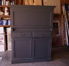 Gray Furniture Paint Remodelaholic Diy Antique Zinc Finish Tutorial