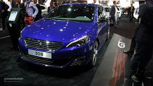 peugeot new car prices sporty peugeot 308 gt debuts in paris pricing announced live