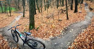 mountain bike trail report maplelag resort