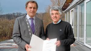 Hausarzt Bad Aibling Dankurkunde Für Dr Werner Kienle Bad Aibling