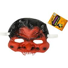 halloween rubber mask assorted each woolworths