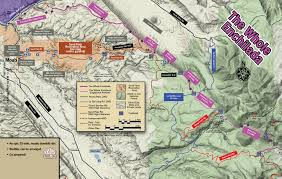 Colorado Trail Maps by Moab Trail Maps For Hiking Biking And 4x4 Guestguide Publications