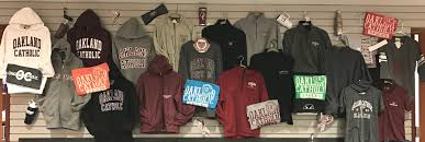 catholic merchandise oc gear oakland catholic high school
