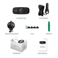 dash cam auto vox d2 1080p full hd car recorder dashboard camera