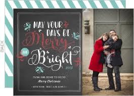 cheap christmas cards chalkboard vintage typography christmas photo card christmas
