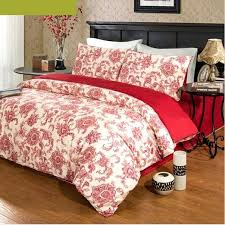 duvet covers red u2013 de arrest me