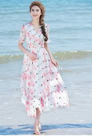 dam maxi những mẫu đầm maxi cực đẹp đi biển mùa hè