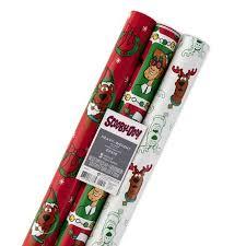 hallmark scooby doo wrapping paper rolls walmart canada