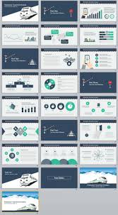27 blue business professional powerpoint templates for word saneme