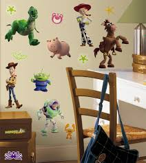 collections movies comics wall2wall toy story 3 wall decals